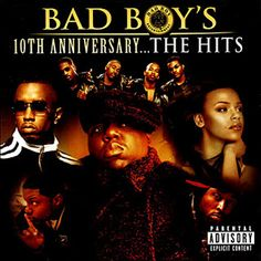 Hip-Hop HQ: V.A. - Bad Boy's 10th Anniversary: The Hits [2004]...