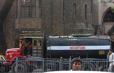 Mumbai Water Tank