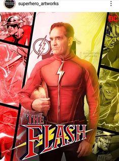 Comic Poster, Movie Posters, Dc Comics, Michael X, Flash Wallpaper, Black Lightning, Television Program, Batwoman, Marvel Fan