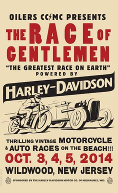 Welcome to The Race Of Gentlemen 2014 Presented by Oilers Car Club