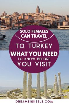 Of all of the places I've visited, many are intrigued with hearing about my solo female travel experience in Turkey. I'm constantly asked about the country, safety and my comfort level while traveling Travel Photography Tumblr, Photography Beach, Photography Poses, Landscape Photography, Travel Tours, Travel Guides, Travel Destinations, Solo Travel Tips, Travel Advice