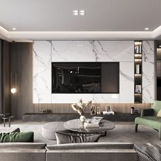 现代客厅- 建E网3D模型下载网 Modern Tv Room, Living Room Modern, Living Room Interior, Home Living Room, Living Room Decor, Room Design Bedroom, Home Room Design, Home Interior Design, Living Room Tv Unit Designs