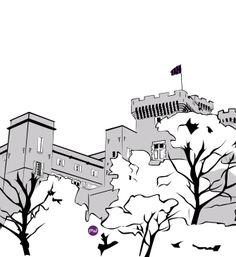 Avis de sortie en famille kidfriendly. Visitez le Château de la Barben près d'Aix-en-Provence avec un guide déguisé en marquis et plein d'humour. Oubliettes, cachots, salle de torture et petit jeu pour les enfants. Une superbe sortie à faire en famille.