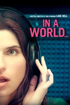 Directed by Lake Bell. With Lake Bell, Fred Melamed, Michaela Watkins, Rob Corddry. An underachieving voice coach finds herself competing in the movie trailer voice-over profession against her arrogant father and his protégé. Lake Bell, Top Movies, Movies To Watch, Movies And Tv Shows, Movies 2014, Comedy Movies, Streaming Hd, Streaming Movies, Demetri Martin