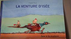 La venture d'Isée Clade Ponti Ecole des loisirs abonnement Animax