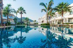 Wow, wat een luxe in hotel Lesante Luxury & Spa! Hier zal het je aan werkelijk niets ontbreken, want in dit 5 sterren hotel is alles tot in de welbekende puntjes verzorgd