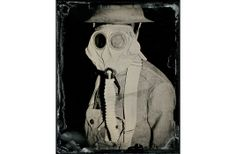 first gas mask ever... kinda creepy... like this pic if you think its creepy too. to see website check out my pic of a sign in the stuff playlist. its cool stuff that made america. will make history playlist... not yet.  Thank you!