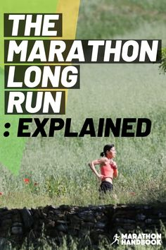 This marathon training guide is perfect for explaining how to nail your long runs - those weekly, slow runs that increase your runner's endurance. Running Songs, Running Humor, Running Workouts, Easy Workouts, Running Tips, Road Running, Half Marathon Training Plan, Marathon Tips, Marathon Running