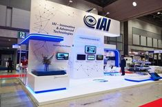 SEECAT|IAI|WORKS|ブース施工例・実績|ボックス・ワン Exhibition Stall Design, Exhibition Display, Exhibition Space, Exhibit Design, Stand Design, Display Design, Entrance Design, Pop Up Stores, Exhibitions