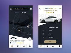 Exclusive car rental by Bojan Herceg
