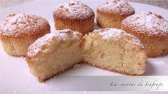 Las recetas de Isafrape: Pastelitos de almendras