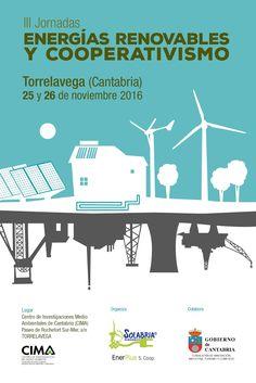 III JORNADAS DE LA COOPERATIVA SOLABRIA SOBRE EL MUNDO COOPERATIVO Y LAS ENERGÍAS RENOVABLES.