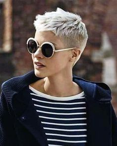 Very short pixie 9 | Super Very Short Pixie Haircuts & Short… | Flickr
