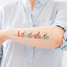 Tatuagens para quem ama casa e decoração