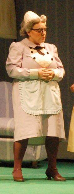 LOREDANA ARCURI, Costumi Valeria Bettella, Regia Federico Grazzini, Teatro Stabile, Como 2011