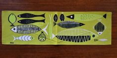 mid century fish textiles - Searchya - Search Results Yahoo Search Results