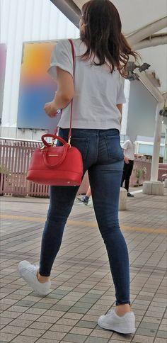 Tights, Skinny Jeans, Denim, Pants, Fashion, Navy Tights, Trouser Pants, Moda, Fashion Styles