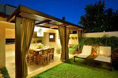 Pergola For Sale Lowes Outdoor Decor, Home, Patio Design, Exterior Design, Back Gardens, Outdoor Design, Building A Pergola, Outdoor Kitchen