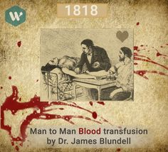 Man to Man Blood Transfusion #MobileApp #DoWhistle #BloodDonor