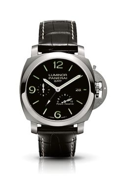 Luminor 1950 3 Days GMT Power Reserve Automatic PAM00321  - Collection 3 Days GMT Power Reserve - Watches Officine Panerai