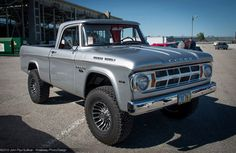 1968 Dodge Power Wagon