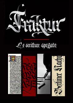 Fine estate in Calligrafia - Abano, 22-26 agosto 2012. by Luca Barcellona - Calligraphy & Lettering Arts, via Flickr
