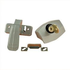 LOCKING CAMPER DOOR LATCH