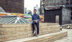 Adrien Colombié 365 interviste 365 impronte digitali in giro per il mondo #girodelmondo