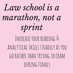 mastering law school reading is two-fold: understanding the content and honing your analytical skills
