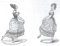 How young ladies should dance - with 'perfect ease and freedom' Embroidery Ideas, Hand Embroidery, Ballroom Dance Music, Classroom Signs, Regency Era, Lino Cuts, Dancers, Freedom, Theater