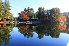 Fall at YMCA Camp Coniston  Bella!!! remember our trip???
