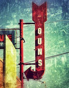 GUNS ~ St Joseph, Missouri ~ Copyright ©2013 Bob Travaglione ~ ALL RIGHTS RESERVED ~ www.FoToEdge.com