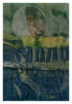 Monotype by Helga Prichard