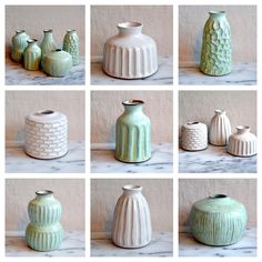 """""""Mi piace"""": 78, commenti: 3 - Huskmilk Pottery (@huskmilkpottery) su Instagram: """"There are three vases left from today's update on Etsy. What a fun day it's been! I'm headed into…"""""""