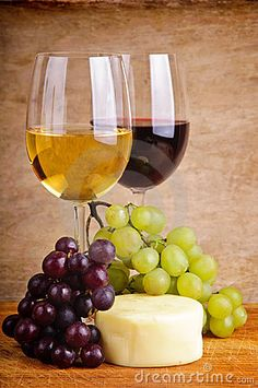 Still-life With Cheese Grapes And Glass Of Red Wine. Stock Photo Image of gourmet harvest: 56844020 - Stock Photo - Ideas of Stock Photo Photo - Still-life With Cheese Grapes And Glass Of Red Wine. Mets Vins, Wine Painting, Wine Photography, Wine Art, Wine Cheese, Gourmet Cheese, Wine Fridge, Wine Parties, In Vino Veritas