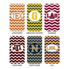 Personalized Football iPhone Cases