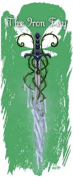 The Iron Fey bookmark by allicynallen.deviantart.com on @deviantART
