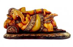 Here is a beautiful Ganesha sculpture, for all his loyal followers!     Gloob sculptures are masterful carvings made to add a touch of class to your home decor.They also serve as an elegant choice to gift to near and dear ones.    Get more interesting sculptures and home decor ideas on www.gloob.in
