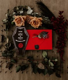 Green Wedding Shoes meets The Addams Family in this Halloween inspired wedding i. Green Wedding Shoes meets The Addams Family in this Halloween inspired wedding inspiration straight from Morticia Gomez'. Wedding Album, Our Wedding, Dream Wedding, Geek Wedding, Wedding Ideas, Witch Wedding, Wedding Decorations, Wedding Rings, Black Wedding Cakes