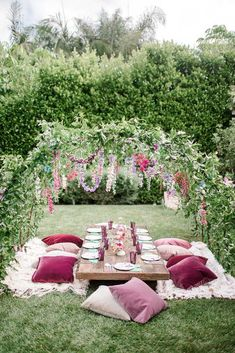 Tablescape with Floral Arch from Garden Fairy Party In Collaboration with Deets . - Tablescape with Floral Arch from Garden Fairy Party In Collaboration with Deets & Things Fairy Birthday Party, Cake Birthday, Birthday Hair, Birthday Ideas, Garden Birthday Parties, Outdoor Birthday, Moana Birthday, Birthday Design, Birthday Woman