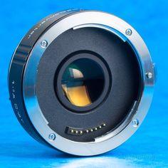 Vivitar 1.4x Canon EF AF Teleconverter C-AF EOS Kenko