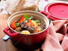 Home made Irish beef stew