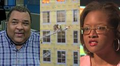 Construction worker, witnesses describe fiery rescue from 5-alarm fire | khou.com Houston