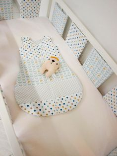 Beach style nursery bedding crib bedding by LoveColorsByJulianna