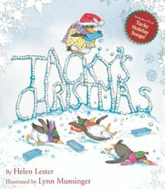 Tacky's Christmas (Tacky the Penguin) by Helen Lester. $11.92. Author: Helen Lester. Publisher: Houghton Mifflin Harcourt (September 27, 2010). 37 pages Tacky Christmas, Christmas Books, A Christmas Story, Christmas Activities For Kids, Book Activities, Tacky The Penguin, Houghton Mifflin Harcourt, Flannel Friday, Penguin Books