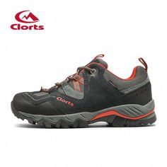 2016 Clorts Men Outdoor Shoes Nubuck Hiking Shoes Breathable Suede Trekking Shoes  Athletic Sneakers for Men e7a5701574