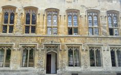 Balliol College, Photo Credit, Oxford, Mansions, House Styles, Home Decor, Decoration Home, Manor Houses, Room Decor