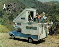 Camper med takterass | Husbil & Husvagn