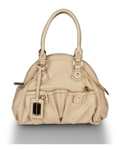Big Buddha NEW Addison Bag in Cream  I love this bag, it looks marc jacobish