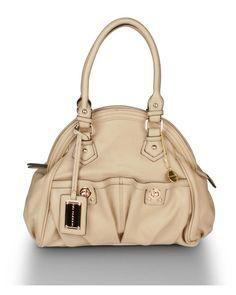 Big Buddha NEW Addison Bag in Cream  I love this bag, it looks marc jacobish